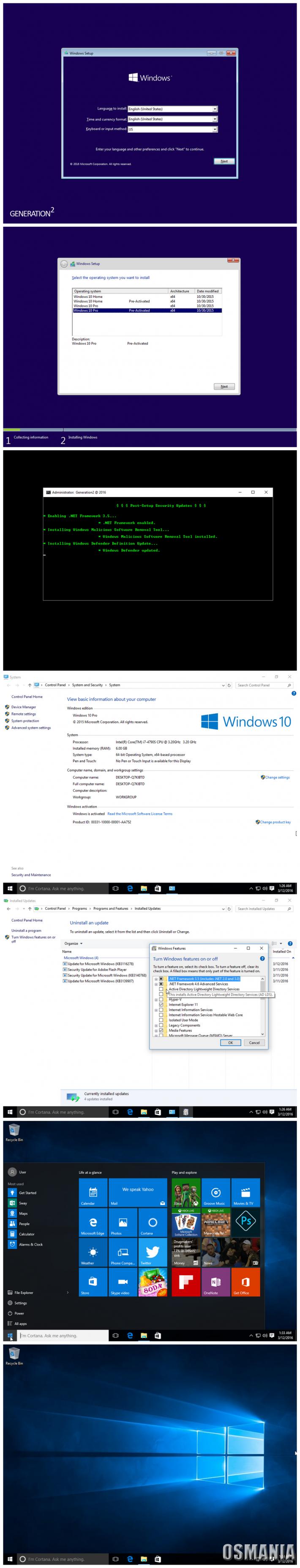 x64] Windows 10 Home Pro v1511 en-US 2016-03 by Generation2 > Windows