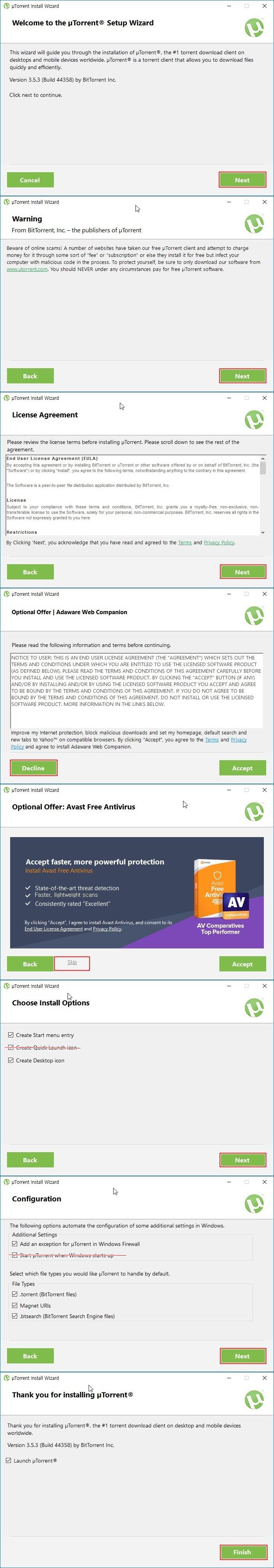 utorrent v3.5.3 build 44358 download
