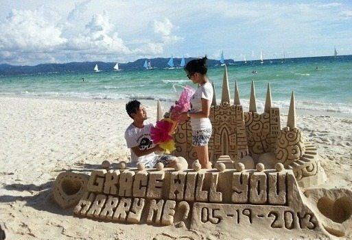 흔한 해변의 모래아트9.jpg