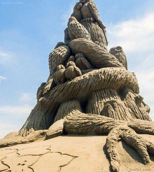 흔한 해변의 모래아트5.jpg