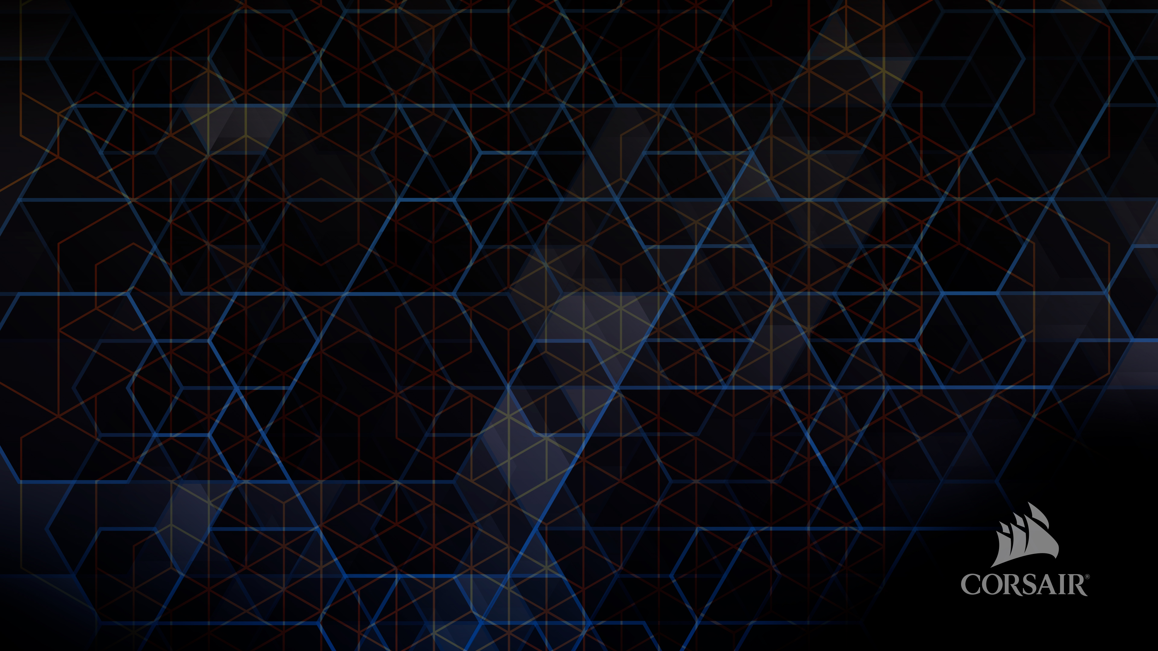 10 Top Black And Blue Shards Wallpaper Full Hd 1080p For: 커세어 월페이퍼 (4K)