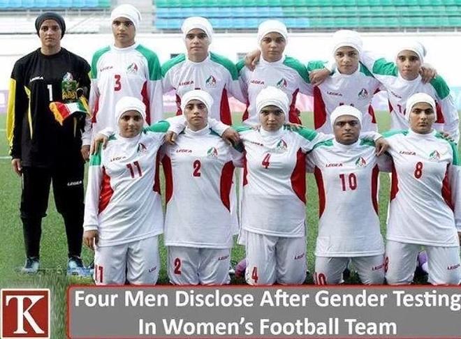 이란 여자 축구팀의 징계 사유.jpg